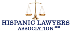 Hispanic Lawyers Association logo